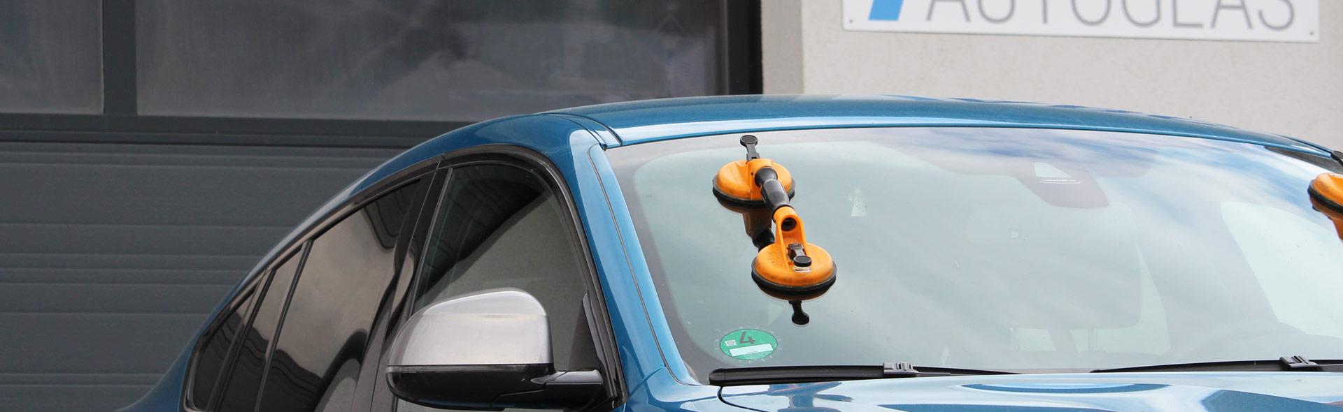 Windschutzscheibe wechseln bei abc Autoglas in Straubing