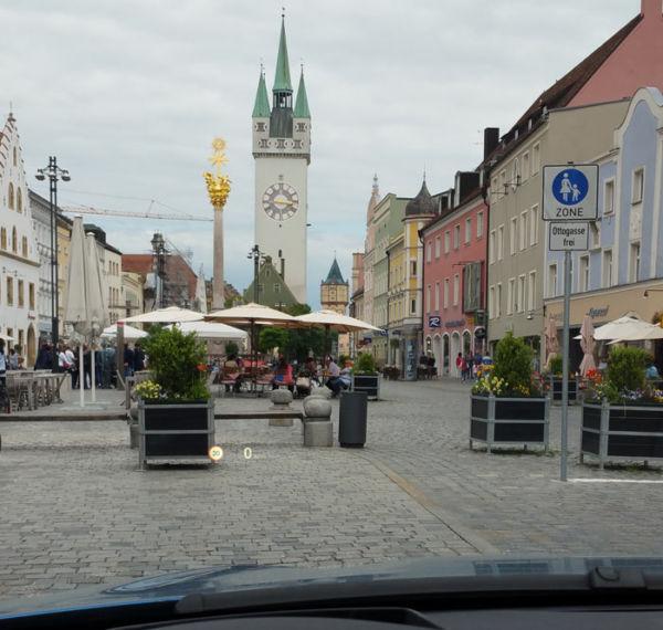 Klare Sicht mit einer neuen Autoscheibe - ABC Autoglas in Straubing